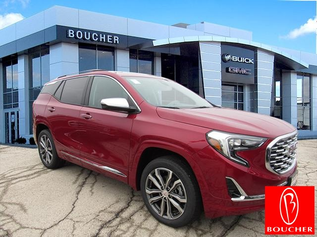 Gmc Terrain Denali >> New 2019 Gmc Terrain Denali 4d Sport Utility In The Milwaukee Area