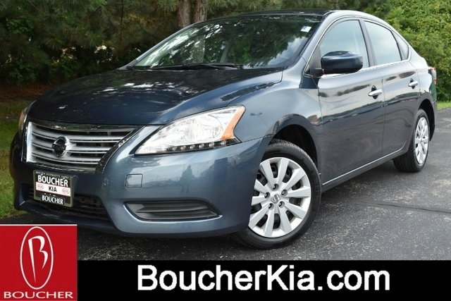 Pre Owned 2014 Nissan Sentra S