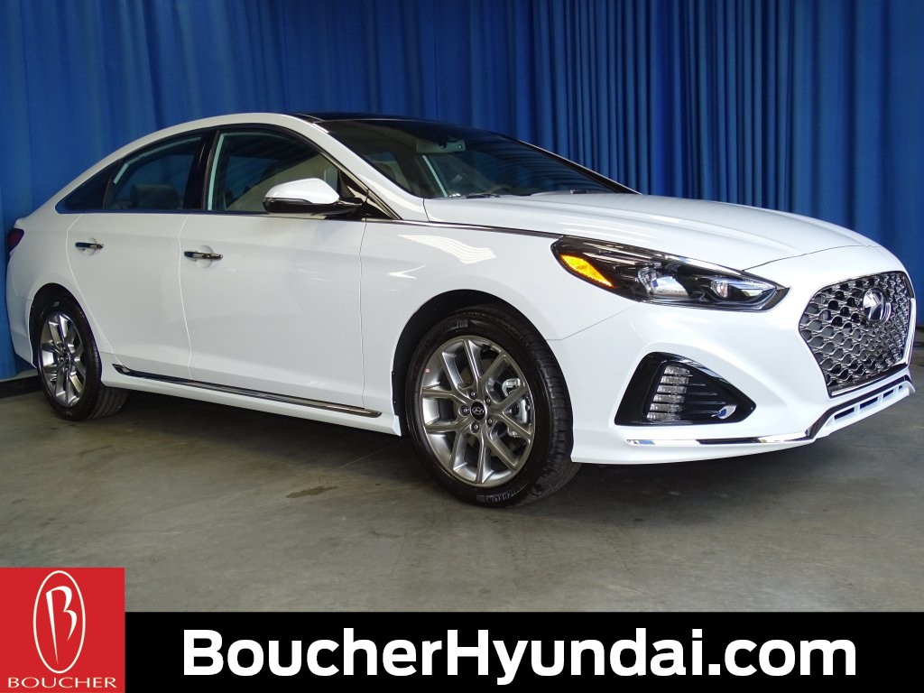 New 2018 Hyundai Sonata 2 0t 4d Sedan In The Milwaukee Area