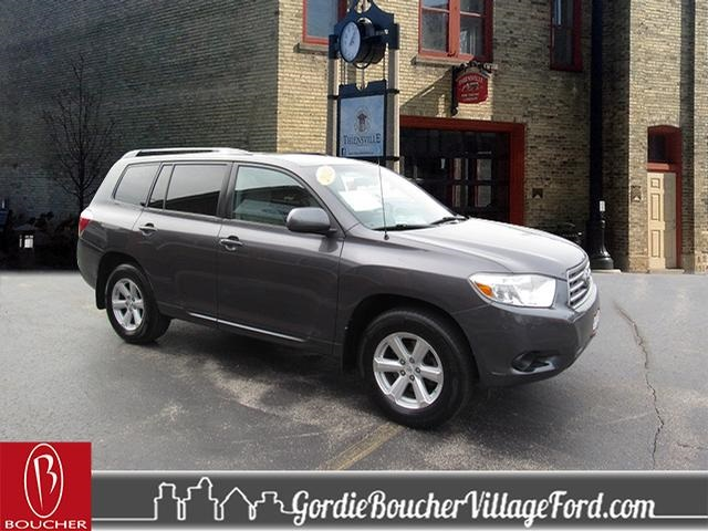 Pre-Owned 2010 Toyota Highlander Base AWD 4D Sport Utility