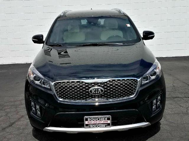 New 2018 Kia Soo 3 3l Sxl Suv In The Milwaukee Area 18kq0017