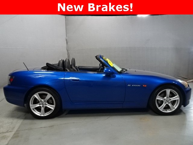 Pre-Owned 2008 Honda S2000 RWD 2D Convertible