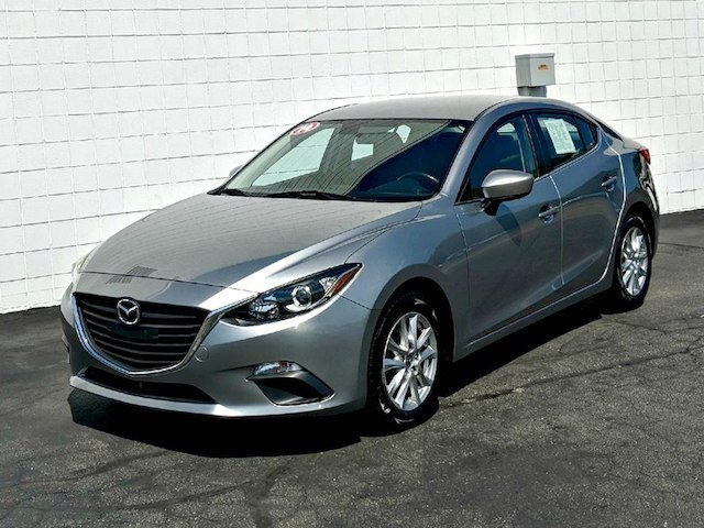 Captivating Pre Owned 2014 Mazda3 I Touring