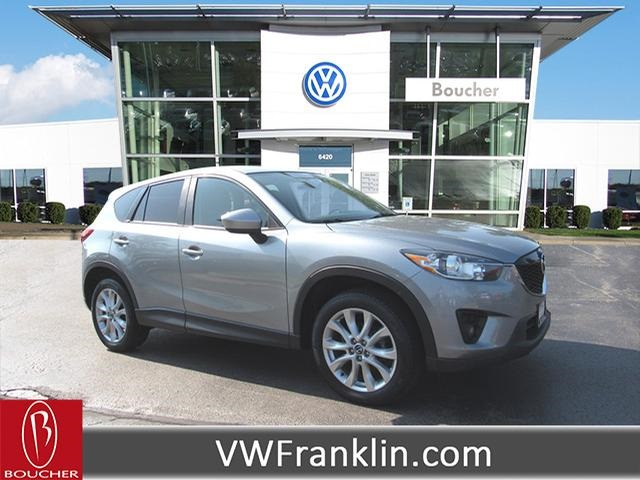 Pre Owned 2015 Mazda Cx 5 Grand Touring Awd 4d Sport Utility