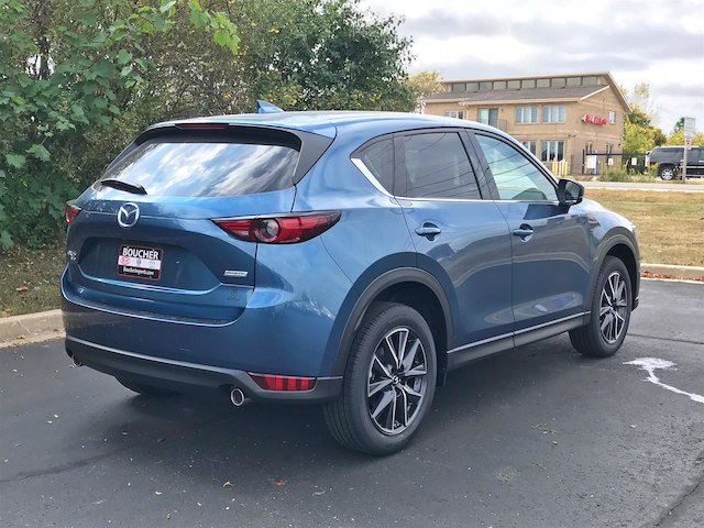 New 2018 Mazda Cx 5 Touring Awd Suv In The Milwaukee Area