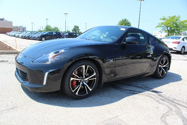 New 2018 Nissan 370z Sport Tech