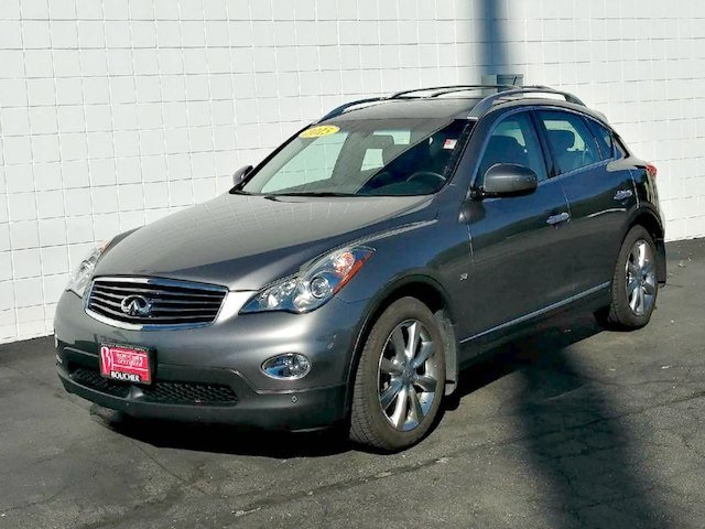 Pre Owned 2015 Infiniti Qx50 Journey 4d Sport Utility In The