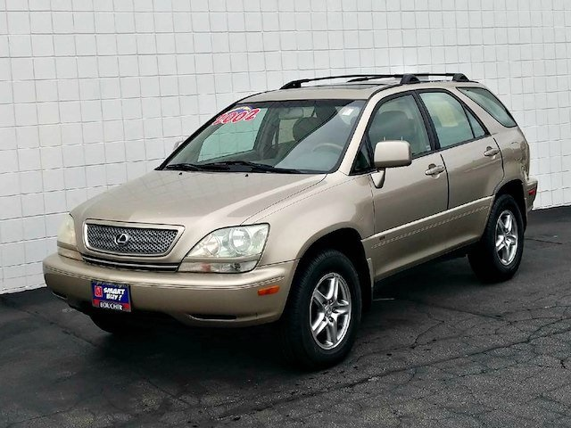 Pre Owned 2002 Lexus RX 300