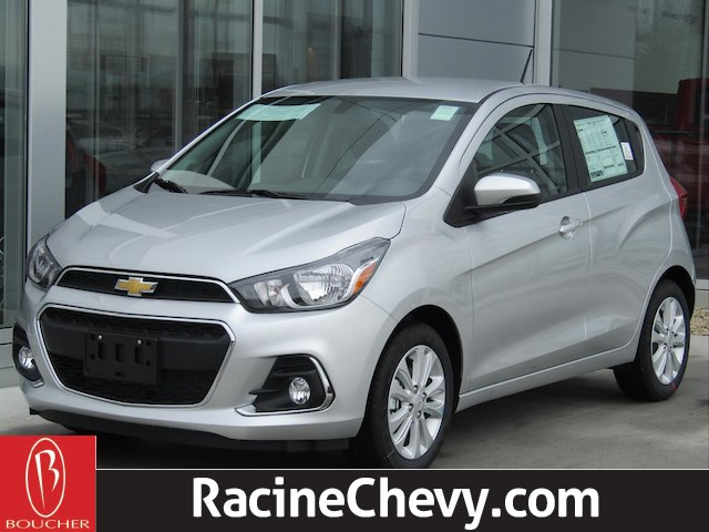 new 2017 chevrolet spark lt w 1lt cvt hatchback in the milwaukee area 17cc445 boucher auto group. Black Bedroom Furniture Sets. Home Design Ideas
