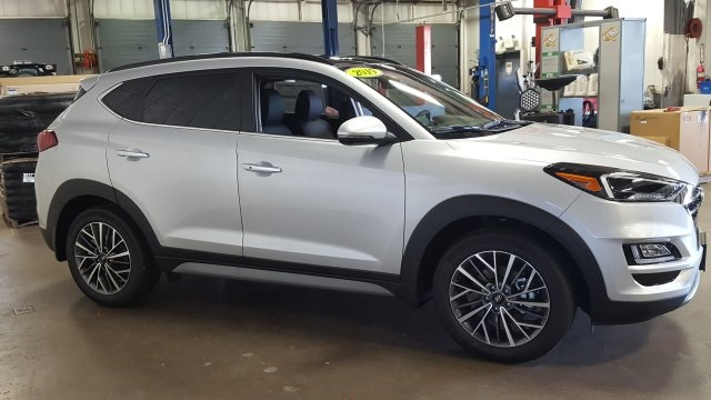 New 2019 Hyundai Tucson Ultimate 4d Sport Utility In The Milwaukee