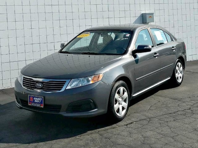 Delightful Pre Owned 2009 Kia Optima LX