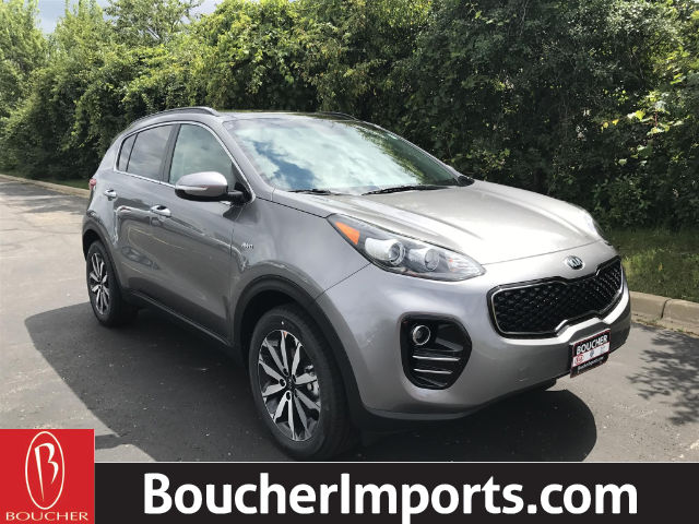 New Kia Sportage Ex Suv In The Milwaukee Area