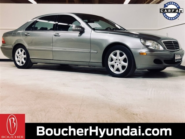 Pre-Owned 2004 Mercedes-Benz S-Class S 430