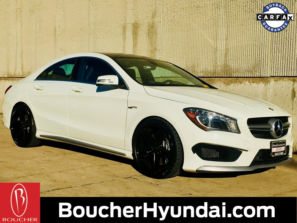 Pre Owned 2014 Mercedes Benz CLA CLA 45 AMG®