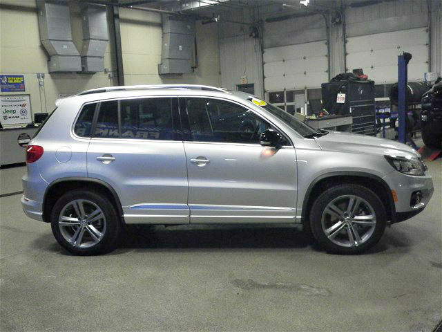 Certified Pre Owned Volkswagen Tiguan Sport Suv In The