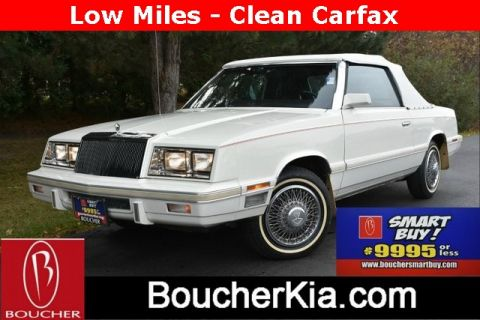 Pre-Owned 1982 Chrysler LeBaron
