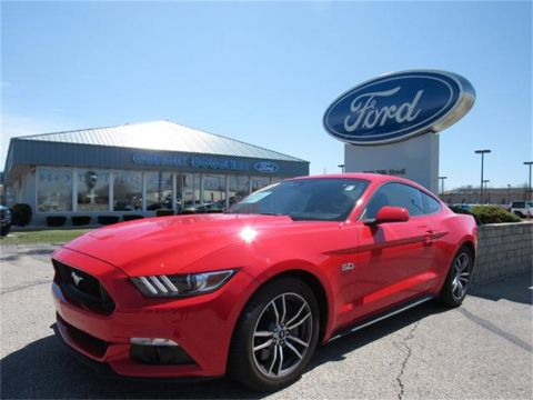 Certified Pre-Owned 2015 Ford Mustang GT