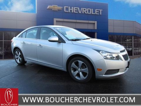 Pre-Owned 2011 Chevrolet Cruze 2LT