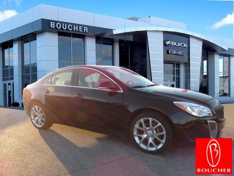 New 2017 Buick Regal GS