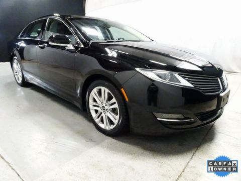 Certified Pre Owned 2016 Lincoln Mkz Hybrid 4d Sedan In The