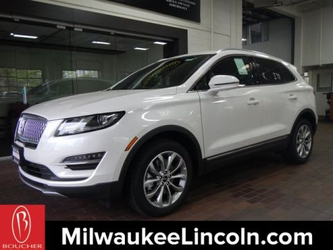 New 2019 Lincoln MKC Select