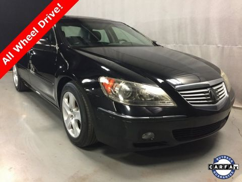 Pre-Owned 2006 Acura RL 3.5