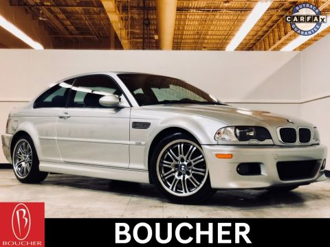 Pre-Owned 2002 BMW M3 Base