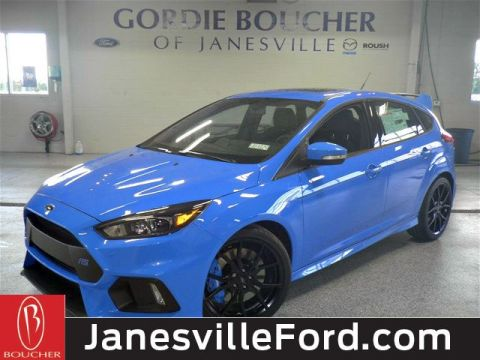 New 2017 Ford Focus RS